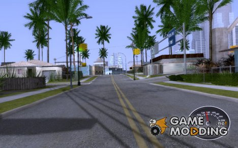 Спидометр by Desann v.1.0 for GTA San Andreas