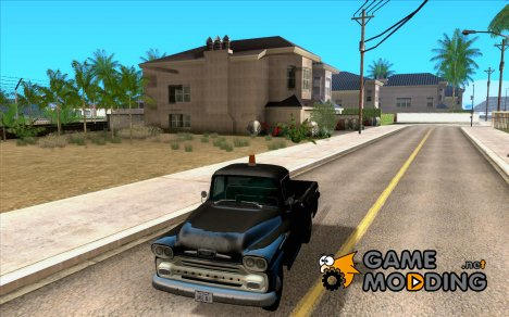 Chevrolet Apache Fleetside 1958 для GTA San Andreas