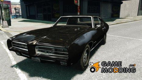 Pontiac GTO Judge for GTA 4