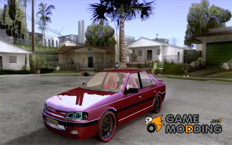 Peugeot 406 Persia for GTA San Andreas