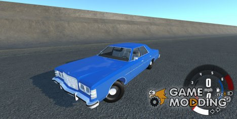 Ford LTD 1975 for BeamNG.Drive