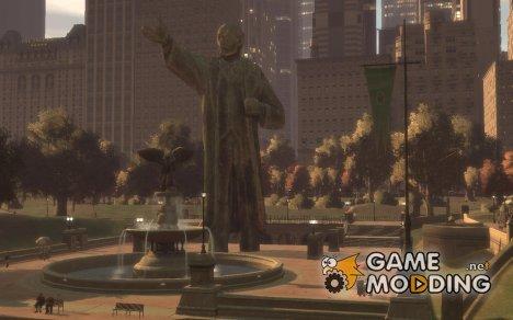 Статуя Ленина для GTA 4
