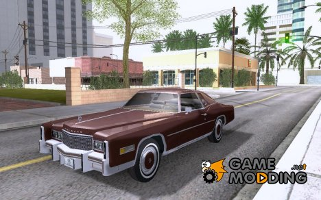 Cadillac Eldorado '78 Coupe for GTA San Andreas
