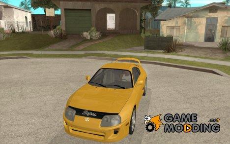 Toyota Supra 1998 для GTA San Andreas