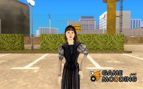 Violet Baudelaire for GTA San Andreas