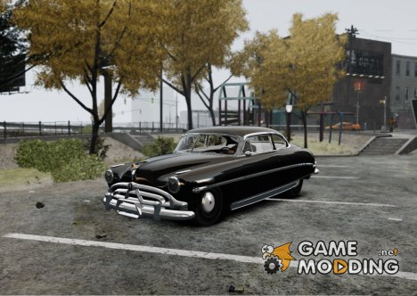 Hudson Hornet Club Coupe для GTA 4
