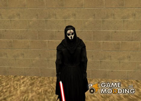 Darth Nihilus из KOTOR 2 for GTA San Andreas