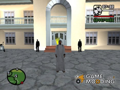 Шейх-Пак for GTA San Andreas