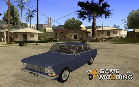 Москвич 412 v2.0 for GTA San Andreas