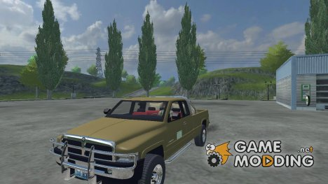 Dodge Ram 1500 для Farming Simulator 2013