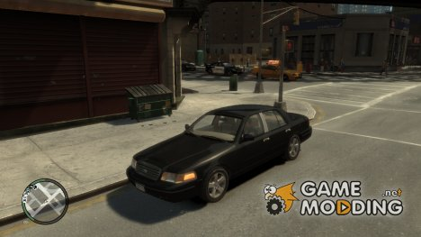 Ford Crown Victoria LX Sport для GTA 4