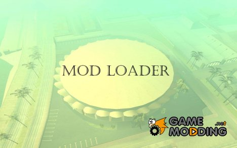 Mod Loader  v0.2.4 for GTA San Andreas