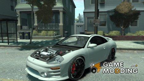 Mitsubishi Eclipse GTS Coupe for GTA 4