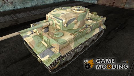 PzKpfw VI Tiger 11 for World of Tanks
