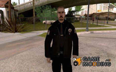 Скин полицейского для GTA San Andreas