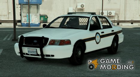 LS FORD CVPI State Trooper 4K  for GTA 5