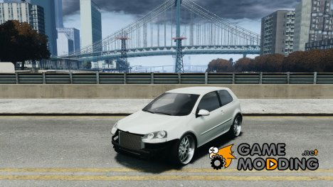 Volkswagen Golf GTI 2006 v1.0 for GTA 4