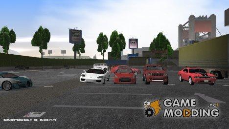 Глобальное изменение игры для GTA 3