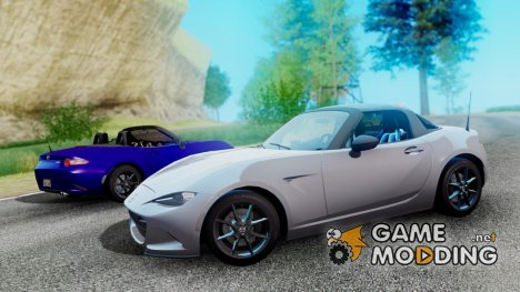 2016 Mazda MX-5 Miata for GTA San Andreas