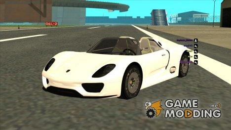 Supercars Pack от Nitrous'а для GTA San Andreas
