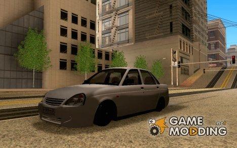 ВАЗ 2170 Снежинка for GTA San Andreas