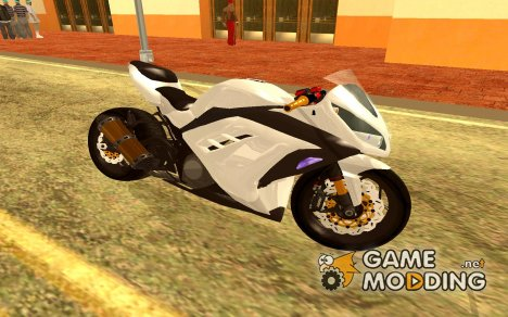 Kawasaki Ninja 250 fi for GTA San Andreas