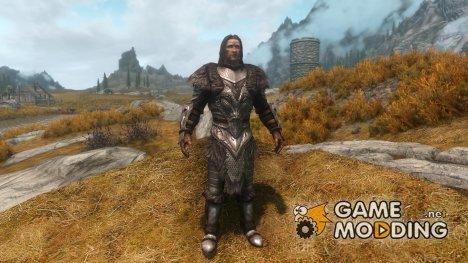 Wolf Knight Armor для TES V Skyrim
