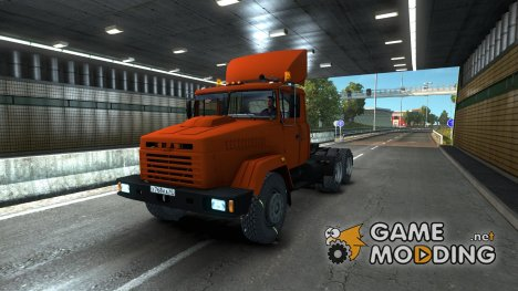 Kraz 64431 for Euro Truck Simulator 2