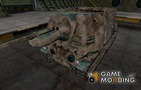 Французкий скин для S35 CA для World of Tanks