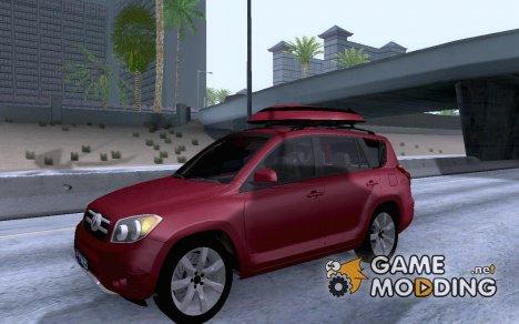 2009 Toyota RAV4 for GTA San Andreas