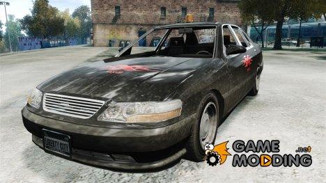 такси - хХх for GTA 4