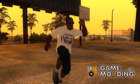 Одежда от Poplena для GTA San Andreas