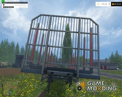MAN TGS for Farming Simulator 2015
