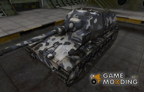 Немецкий танк Dicker Max для World of Tanks
