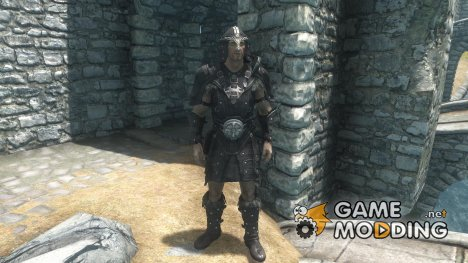 Black Leather для TES V Skyrim