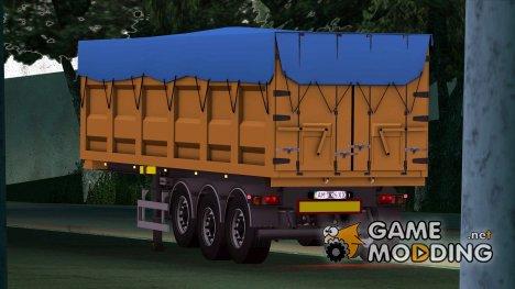 """Самосвальный полуприцеп """"BODEX Bigcargo"""" для GTA San Andreas"""
