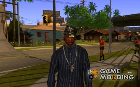 Hip-Hop cap for GTA San Andreas