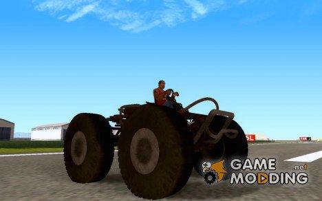 Big Kart для GTA San Andreas