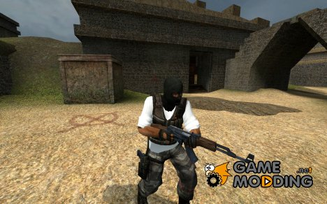 The Muted and Tortured Terror для Counter-Strike Source