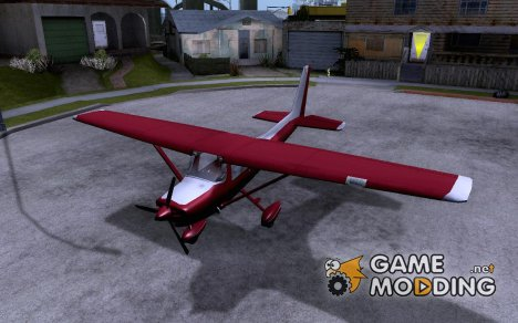 Cessna 152 v 1.1 (final) for GTA San Andreas