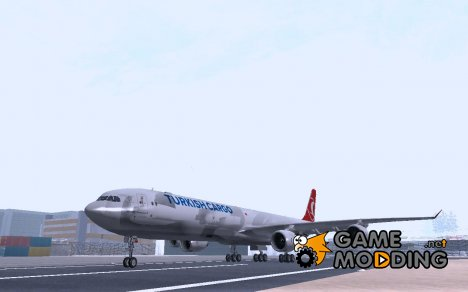 Airbus A340-600F Turkish Cargo for GTA San Andreas