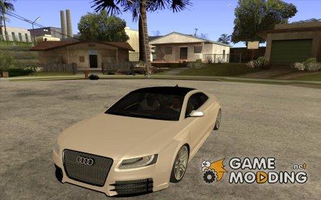 Audi S5 Quattro Tuning for GTA San Andreas