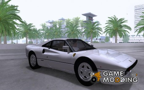 Ferrari 288 GTO 1984 for GTA San Andreas
