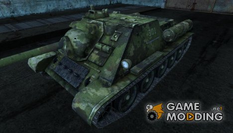 СУ-85 от Mohawk_Nephilium 2 для World of Tanks