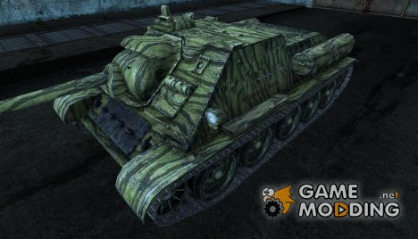 СУ-85 от Mohawk_Nephilium 1 для World of Tanks