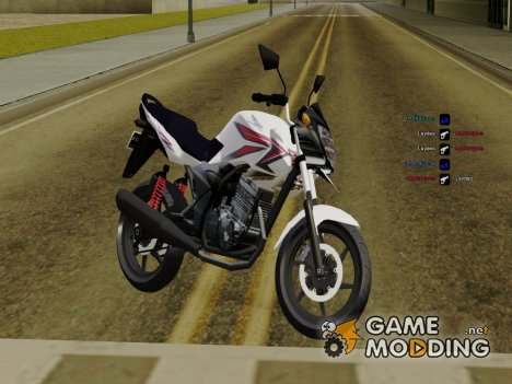 Bike Pack For Samp для GTA San Andreas
