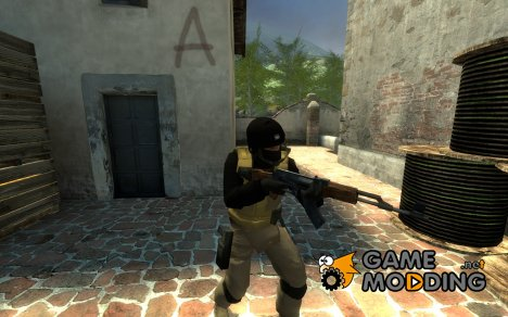 MGS4 PMC V1 for Counter-Strike Source