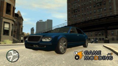 Cognoscenti VIP для GTA 4