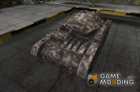 Шкурка для Covenanter for World of Tanks