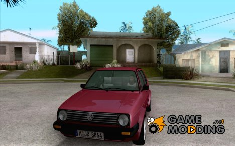 Volkswagen Golf MKII 5dr for GTA San Andreas